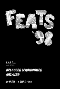 FEATS 1998 programme cover
