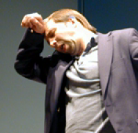 Nigel Harvey in the 2006 FEATS Fringe