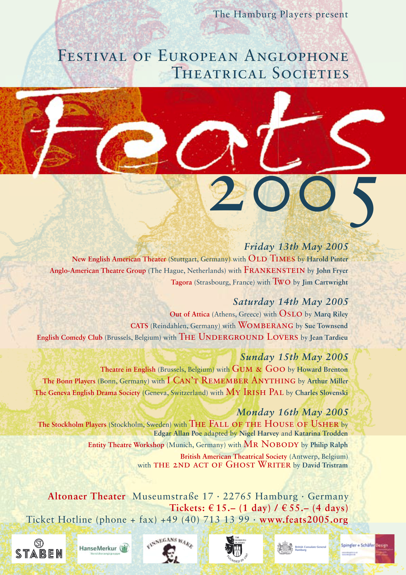 FEATS 2005 poster
