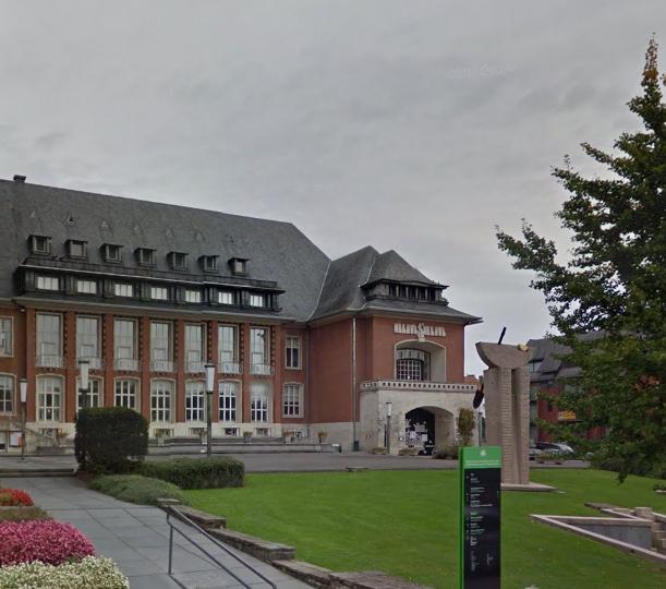 Centre culturel, Woluwé St-Pierre